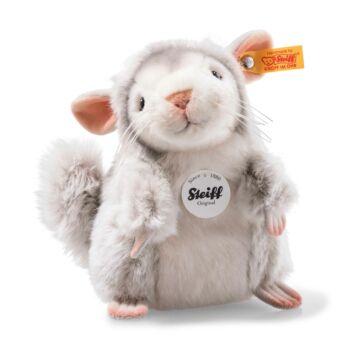 Steiff Chinchi a Csincsilla - National Geographic - szürke - Bunny and Teddy