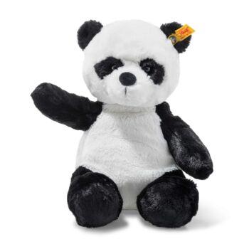 Steiff Soft Cuddly Friends Ming panda - szürke - Bunny and Teddy