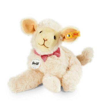 Steiff Flocky bárány - krém - Bunny and Teddy