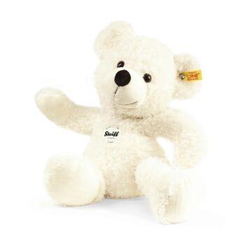 Lotte Teddy maci, fehér