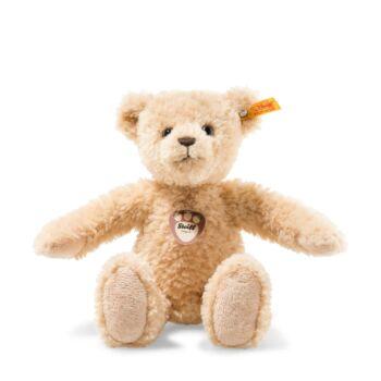 My Bearly Teddy maci bézs - fehér - Bunny and Teddy
