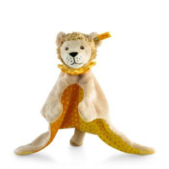 Steiff Leon oroszlán szundikendő - sárga - Bunny and Teddy