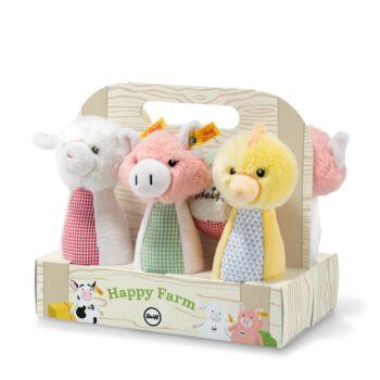 Steiff Happy Farm tekejáték - kifutó termék!