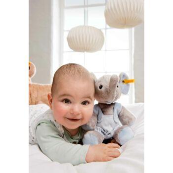 "Steiff ""Trampili baby elefánt"" - kék"