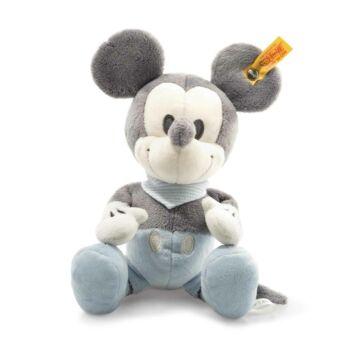 Steiff Mickey egér - kék - Bunny and Teddy