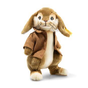 Bunny and Teddy - Steiff Peter Rabbit - Benjamin plüss nyuszi