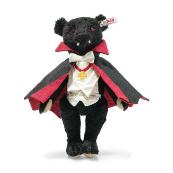 Steiff Drakula Teddy maci