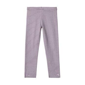 Steiff leggings - Mini Girls - Natural Berry kollekció