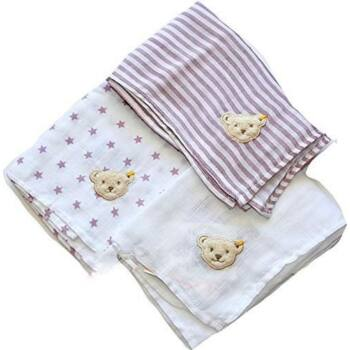 Steiff textil pelenka díszdobozban