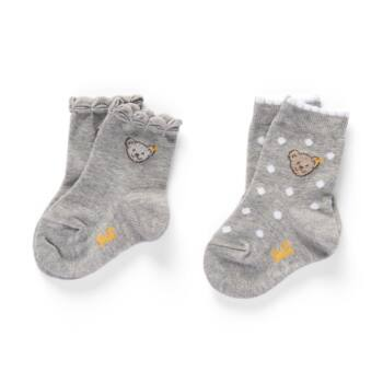 Steiff zoknik csomagban - 2 pár