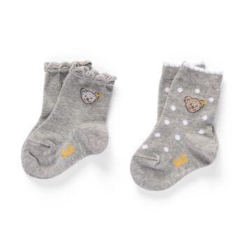 Steiff zoknik csomagban - 2 pár - Unisex kollekció