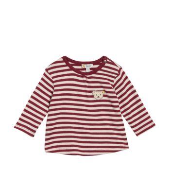 Steiff hosszú ujjú póló - Baby Girls - Rose Denim kollekció