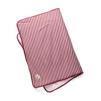 Steiff takaró, pléd puha pamutból díszdobozban, 65cm x 93cm - Baby Girls - Rose Denim kollekció