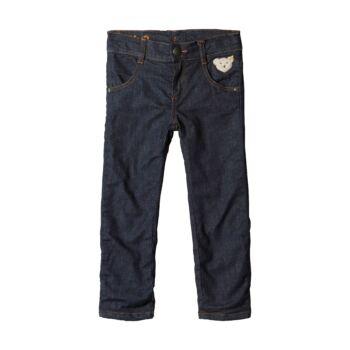 Steiff farmernadrág - Mini Boys - Blue Stripe kollekció