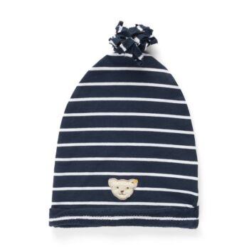 Steiff sapka - Mini Boys - Blue Stripe kollekció