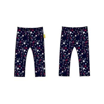 Steiff Leggings -vastag - Mini Girls - Blueberry H kollekció