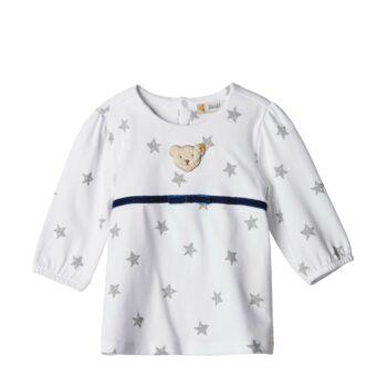 Steiff A-vonalú ruha csillagokkal