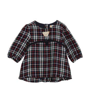 Steiff kockás ruha - Baby Girls - Special Day kollekció