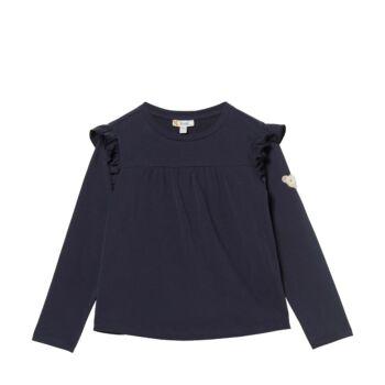 Steiff hosszú ujjú póló - Mini Girls - Modern Maritime kollekció