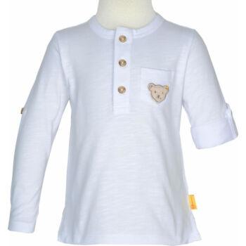 Steiff Henley - gombos póló