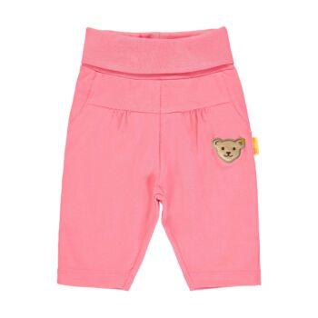 Steiff rózsaszín baba melegítő nadrág gumis derékpánttal - Bear in my heart kollekció