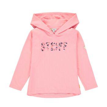 Steiff pamut kapucnis pulóver, melegítő felső kislányoknak - Heartbeat kollekció