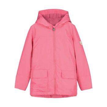 Steiff kislány átmeneti kabát nagy zsebekkel és kapucnival - Heartbeat kollekció