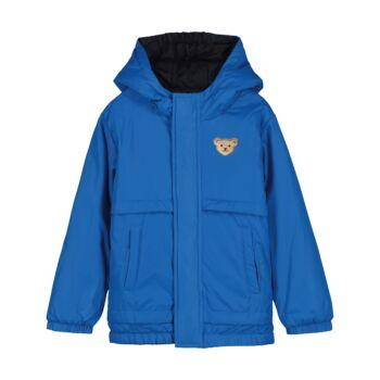 Steiff mindkét oldalán hordható átmeneti kabát kisfiúknak - Go Bear Go kollekció