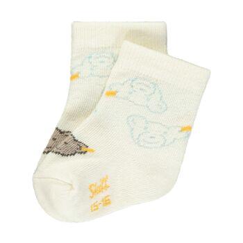Steiff zokni maci fej mintával - Baby kollekció