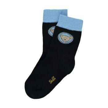 Steiff zokni kontrasztos szegéllyel - Mini kollekció