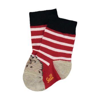 Steiff zokni vastag csíkokkal - Baby kollekció