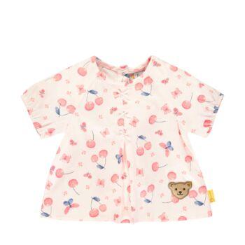 Steiff cseresznye mintás tunika blúz kislányoknak - Bear & Cherry kollekció