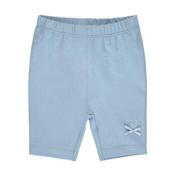 Steiff baba leggings - Bear & Cherry kollekció - kék - Bunny and Teddy