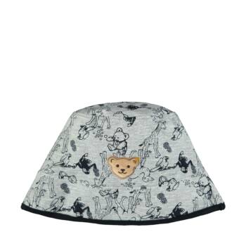 Steiff állat mintás sapka Safari Bear - mini boys kollekció