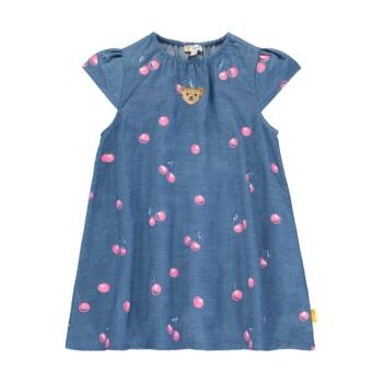 Steiff cseresznye mintás lyocell ruha - Sweet Cherry kollekció