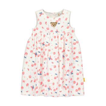 Steiff ujjatlan cseresznye mintás ruha - Sweet Cherry kollekció