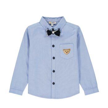 Steiff kék ing csokornyakkendővel Special day - mini boys kollekció