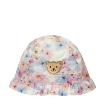Steiff virágos nyári kalap - Special day - mini girls kollekció