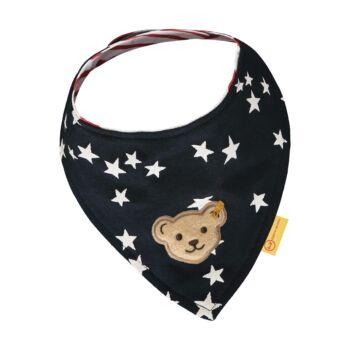 Steiff csillag mintás tépőzáras kendő - Baby Girls  - Bear to School kollekció