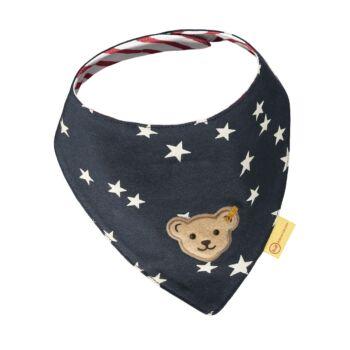 Steiff csillag mintás tépőzáras kendő csomag (2 db) - Baby Girls  - Bear to School kollekció