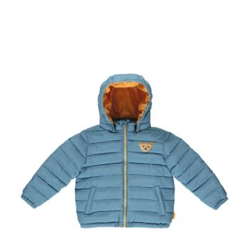 Steiff kapucnis steppelt téli dzseki kisfiúknak- Mini Boys - Indi Bear kollekcó