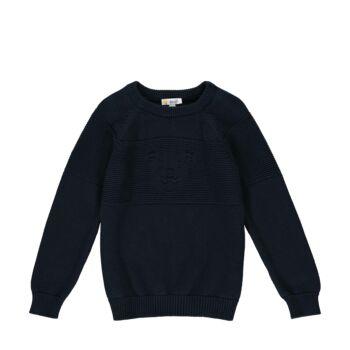 Steiff kötött pulóver- Mini Boys - Indi Bear kollekció