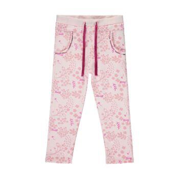 Steiff levél mintás nadág- Mini Girls - Fairytale kollekcó világos rózsaszín  | Bunny and Teddy