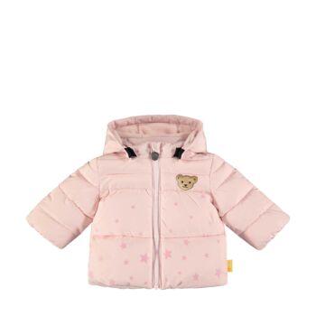 Steiff kislány télikabát csillagokkal- Baby Girls - Fairytale kollekció