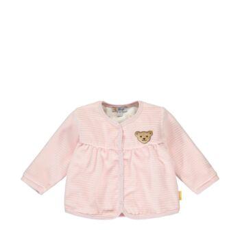 Steiff puha bélelt baba kabát, kocsikabát plüss anyagból- Baby Girls - Fairytale kollekció