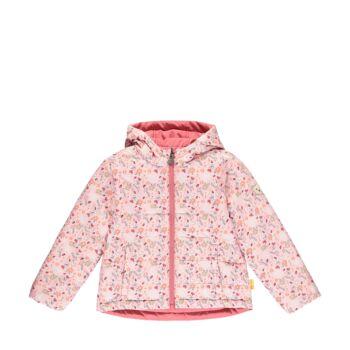 Steiff Mindkét oldalán hordható kabát katicabogaras mintával és BIONIC-FINISH®ECO impregnálással- Mini Girls - Bugs Life kollekcó