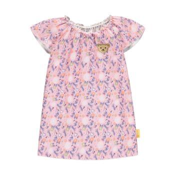 Steiff rövid ujjú tunika katicás mintával- Mini Girls - Bugs Life kollekcó világos rózsaszín  | Bunny and Teddy