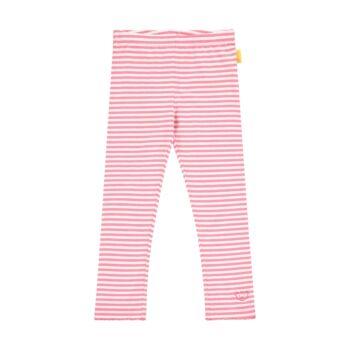 Steiff csíkos leggings- Mini Girls - Bugs Life kollekcó rózsaszín  | Bunny and Teddy