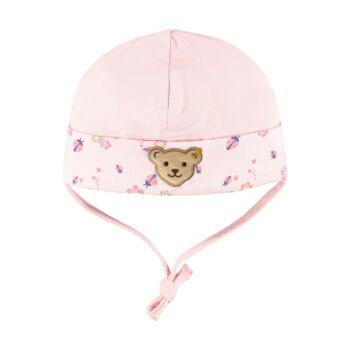 Steiff pamut sapka katica mintával- Baby Girls - Bugs Life kollekcó világos rózsaszín  | Bunny and Teddy