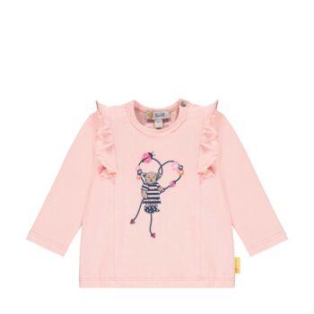 Steiff fodros hosszú ujjú baba póló- Baby Girls - Bugs Life kollekcó